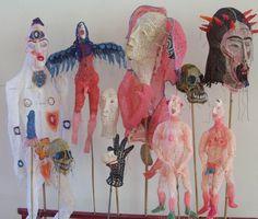 Lustik. Johanna Schweizer via ArtUnit and Marisa Ramirez.