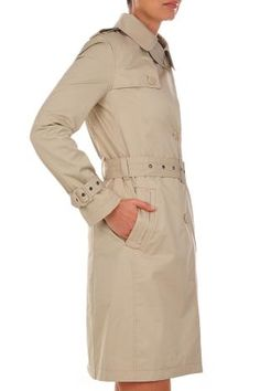 Tatuum trench coat