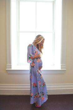 Tendance Mode – 41 jolies robes de grossesse 2017 pour aborder la saison du bon pied