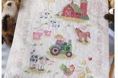 cross stitch pattern baby girl - Google'da Ara