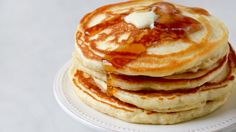 Who doesn't love waking up to the sweet smell of homemade pancakes? Making pancakes is easy. Try this basic foolproof step-by-step guide.