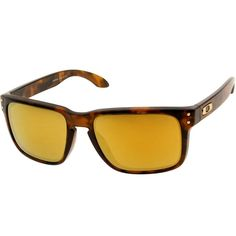 oakley sunglasses promotion ckv2  Oakley Holbrook SW Gold Sunglasses brown / gold