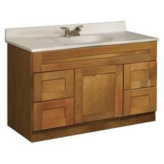 "SHENANDOAH Series - 48""(w) x 21""(d) Vanity at Menards"
