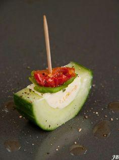 Komkommers zijn bij uitstek geschikt om de lekkerste hapjes te maken, 8 heerlijke voorbeelden! - Zelfmaak ideetjes