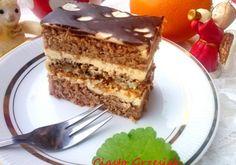 Kliknij i zobacz więcej. Hungarian Cake, Tiramisu, Sweet Treats, Polish, Cook, Ethnic Recipes, Sweets, Bakken, Vitreous Enamel