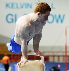 Daniel Purvis Photo - 2011 FIG Gymnastics World Cup Cup Glasgow - Practice