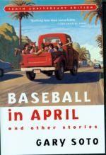 Lesson Plan for Baseball in April