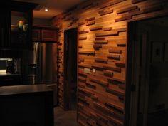 Eye Candy: Scrap Wood Walls | Curbly