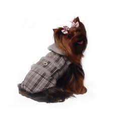 Capa Country Bege Pickorrucho's - MeuAmigoPet.com.br #petshop #cachorro #cão #meuamigopet
