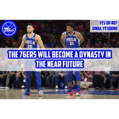 Could they be the future Warriors? - Suggested by @dgiov5 - Tags:  #NBA#nba#nba2k18#nbayesorno#nba2k #lebron#lebronjames#stephcurry#curry#lbj#kobe#mj#nbamemes#basketball#playoffs#nbafinals#ballislife#76ers#philadelphia#philadelphia76ers#sixers#trusttheprocess#embiid#simmons#bensimmons#joelembiid#philly#ttp#westbrook#harden