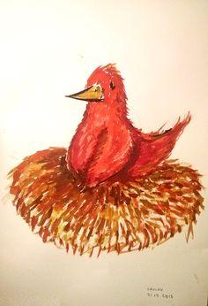 Watercolor gusoto