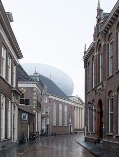 Museum de Fundatie by Bierman Henket architecten in Zwolle Netherlands.