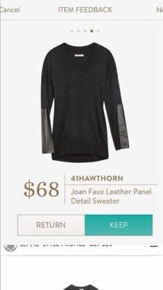 Alyssa, I really really want this!