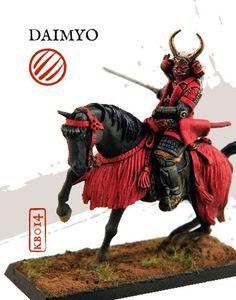 Daimyo Buke Montado http://kensei.zenitminiatures.es/