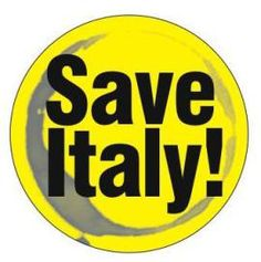 I agree with … SAVE ITALY project. Alberto Moioli click on the logo Save Italy – Facebook Page