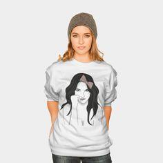 Bow Tie Woman Crewneck By Lithegraphic Design By Humans Tshirt pour femme dispnible chez Lithe Graphic #tshirtshop #tshirt #spreadshirt #dbh #designbyhumans #modefemme #modefemmeblog #lithegraphic #noeud #jamaissansrougealevres #look #lookdujour #pinup #mode #fashion #cheveux #debardeurblanc #debardeurmotif #sketch #drawing #portrait #dessin #vector #illustration #illustrator #vectorial #fashionista #simple #lipstick #rouge #rougealevre