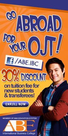 Enrique Gil for ABE