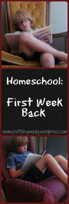 First Week of Homeschool @ Simplicity Breeds Happiness