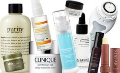 Bloggers faves: skin care