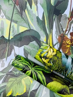 Bring the outdoors in 🌿 Shop our bold, botanical prints to add a tropical vibe to your home! Would you give the leafy prints a go? 👀 - #interiordesigntips #interiordesignlife #interiordesignuk #interiordesigncontemporary #junglevibes #jungledecor #junglehome #junglehouse #jungledesign #tropicalhouse #tropicalhome #tropicaldecor #iwwroom Tropical Vibes, Tropical Decor, Jungle House, Jungle Vibes, Tropical Houses, Interior Design Tips, Botanical Prints, Outdoors, Wallpaper