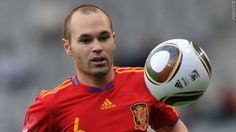 DFK Football Dream 11: Attacking Midfield, Andres Iniesta