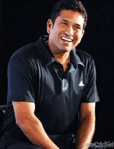 Sachin Tendulkar, the Master Blaster, is an inspiration to the world. For unseen pictures click http://mocricket.com/