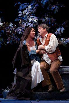 """Anna Netrebko & Matthew Polenzani: Met Opera:  Donizetti's """"Don Pasquale"""