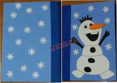 Libreta Olaf - Frozen