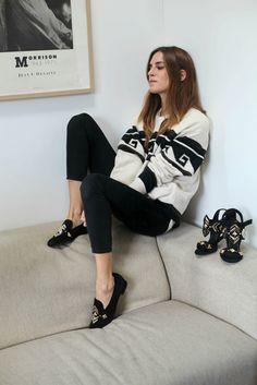 Black is the warmest colour - Louis Vuitton