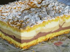 "Homemade cakes and lunches: Cheesecake flavors"" cream Polish Desserts, Polish Recipes, Food Cakes, Cupcake Cakes, Cookie Recipes, Dessert Recipes, Dairy Free Cookies, Cheesecake, Foods With Gluten"