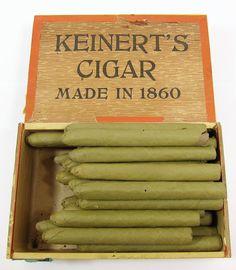 original Civil War Cigars