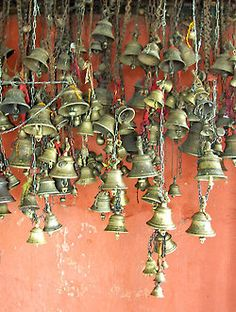 """""""Temple bells"""" by John Mitchell 