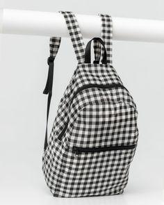 12b80c0d006 Ripstop Backpack - Black Gingham