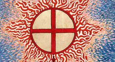 Pictures from Carl Jung Red Book Carl Jung's Red Book is filled with absolutely amazing art the famous psychologist composed privately for years.
