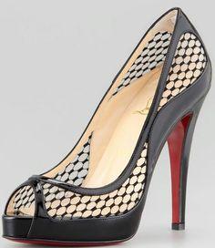 Louboutin Shoes, Christian Louboutin, Heels, Fashion, Heel, Moda, Fashion Styles, Shoes Heels, Fasion