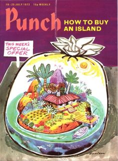 Punch #6880 : How to buy an island ?