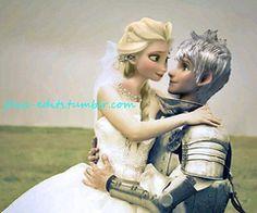 Jack: Elsa will you marry me? Elsa: Yes! Jelsa, Little Kid Shows, Kids Shows, Pixar, Princesas Disney Dark, Sailor Moon Background, Rap, Jack Frost And Elsa, Harry Potter