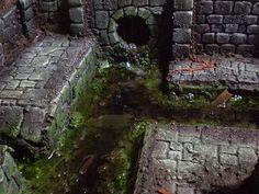 Sewer, Terrain, Sewer terrain