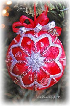 Jingle Jingle Ornament