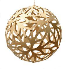 DAVID TRUBRIDGE verlichting / Floral / Lamp FLORAL 60cm