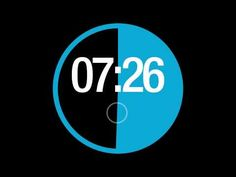 Countdown timer 15 minutes