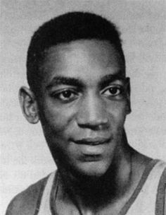 "U.S. Navy photo of William Henry ""Bill"" Cosby, Jr. (born July 12, 1937): Bill joined the Navy as a teenager, serving at the Marine Corps Base Quantico, Virginia, Naval Station Argentia, Newfoundland and at the Bethesda Naval Hospital in Maryland. While serving in the Navy as a Hospital Corpsman for four years, Cosby worked in physical therapy with some seriously injured Korean War casualties."