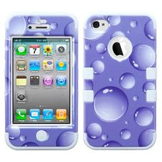 Wow!If you miss this hard case for iPhone 4 4S, you'll regret, it's so beautiful & lovely! Hurry up!