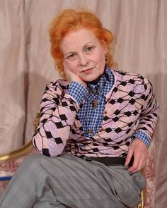 """The only possible effect one can have on the world is through unpopular ideas.""—Vivienne Westwood, designer"