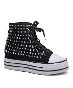 Black Decker Hi-Top Sneaker