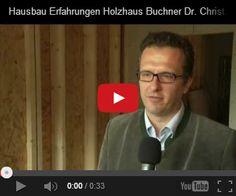 Haus bauen mit Holzhaus Buchner