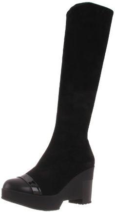 38045ee2b00 Robert Clergerie Women s Claudio Knee-High Boot