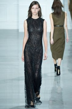 Jason Wu fall/winter 2015-2016 #NFW #fashionwomancom #NFW #fashionshow #dresses