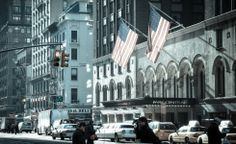 Mitch Waite // 7th Avenue, New York City