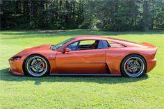 2012 FALCON SERIES 1 F7 VIN #001 - Barrett-Jackson Auction Company - World's Greatest Collector Car Auctions